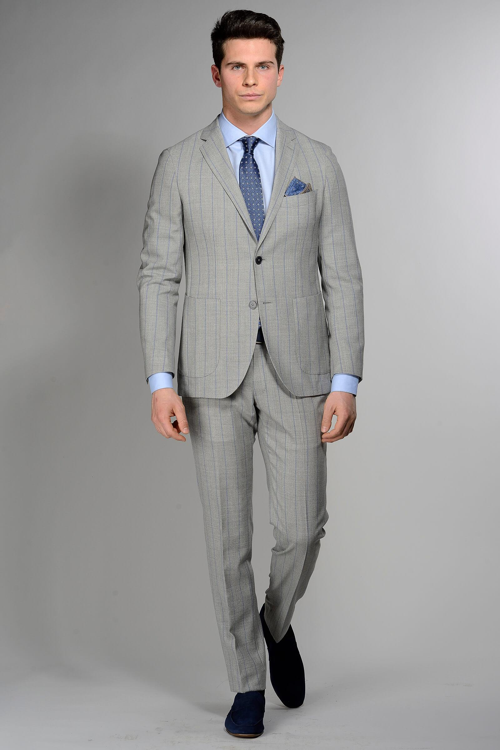 CASUAL LOOK WITH SUIT Angelico