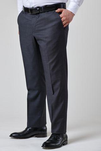 Pantalone grigio scuro armatura 140s comodo Angelico