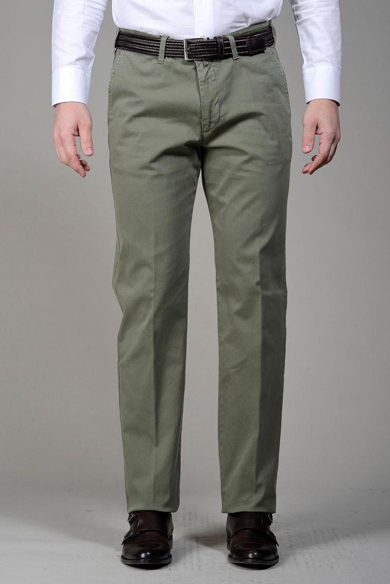 pantalone verde cannete tc Angelico
