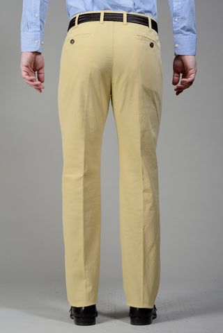 pantalone giallo cannete tc Angelico