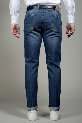 blue jeans slim Angelico