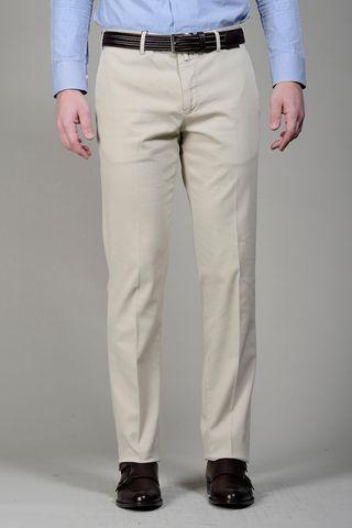 pantalone beige armaturato tc Angelico