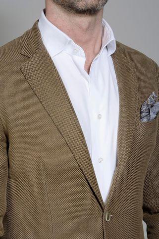 Tobac jacket twisted pattern slim Angelico