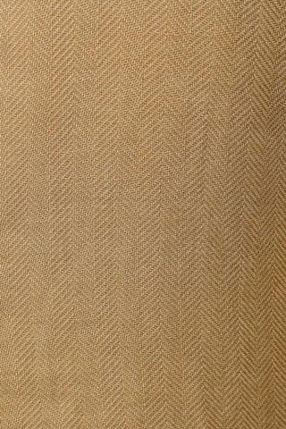 ocher jacket harringbone cotton-linen slim Angelico
