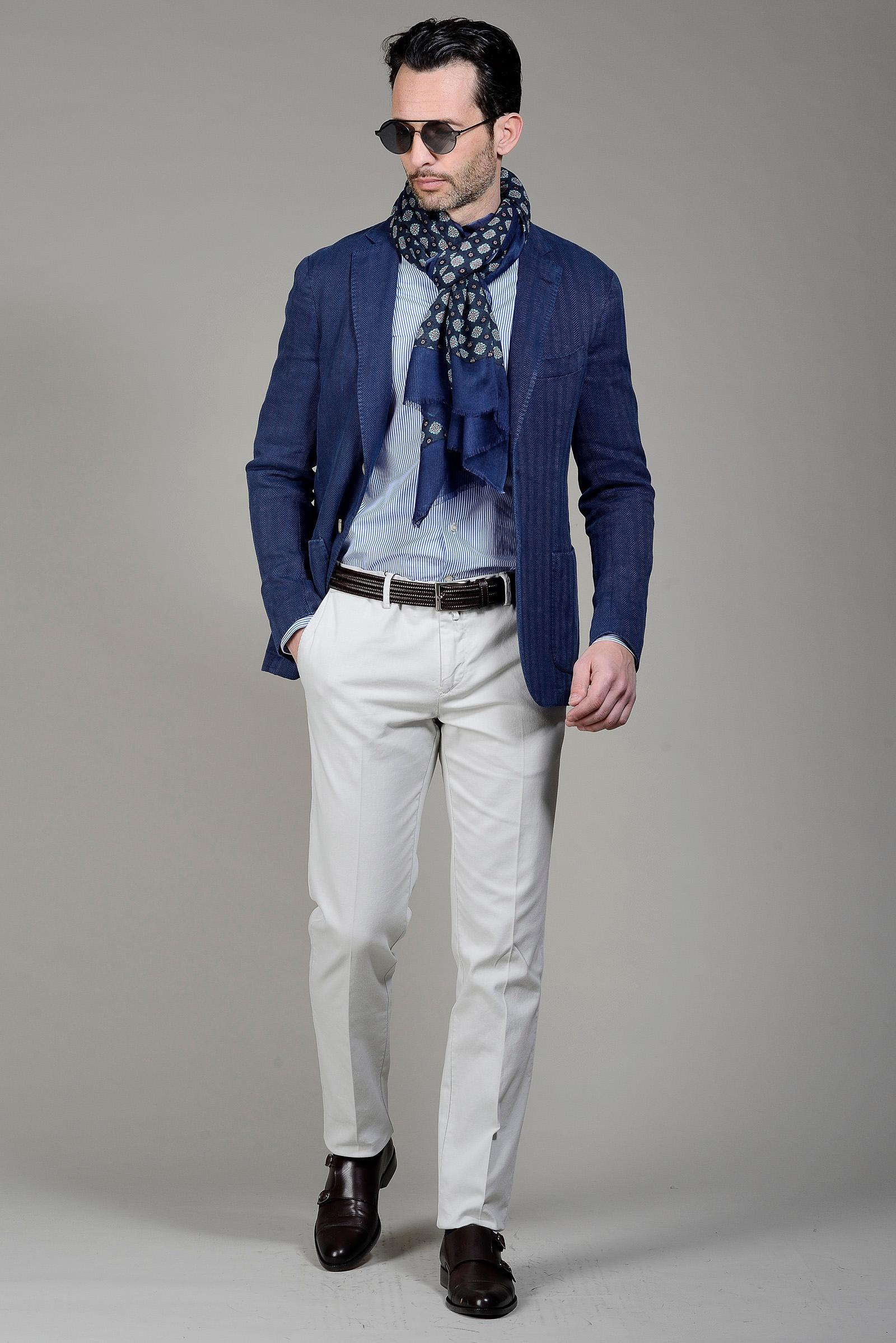 and camicie giacca blu