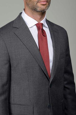 abito grigio occhio pernice 100s comodo Angelico