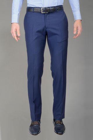 bluette trousers wool 100s slim Angelico