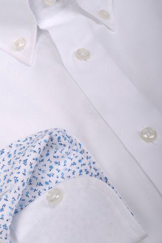 Camicia bianca bd e taschino Angelico
