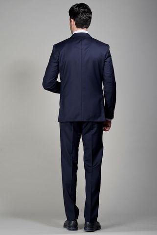 blazer blu 100s four seasons Angelico