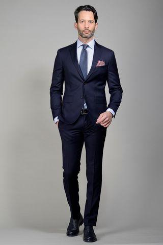 blue blazer 100s slim four season