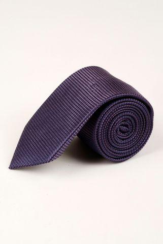 violet silk tie Angelico