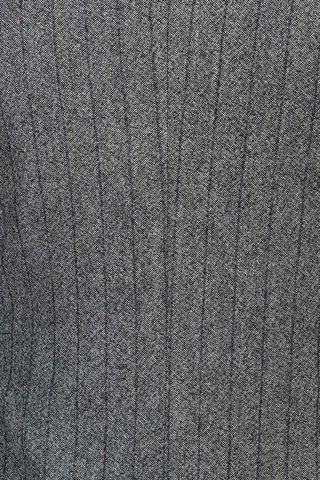 abito grigio melange gessato slim Angelico