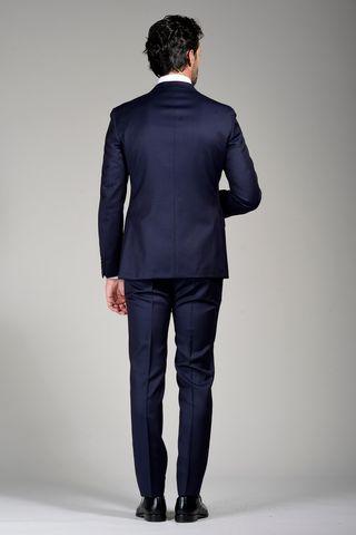 abito blu sallia slim Angelico