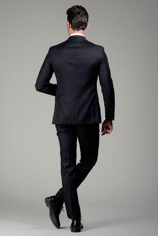 abito nero sallia slim Angelico