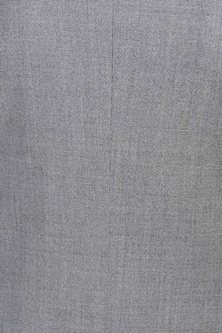 light grey suit stretch wool slim Angelico