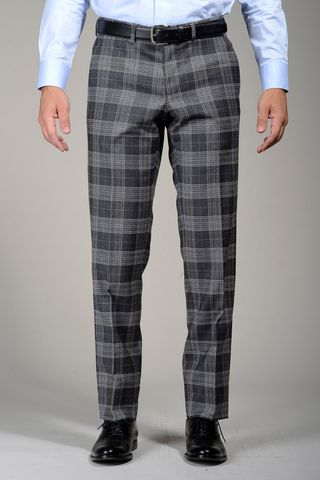 gray wales trousers Angelico