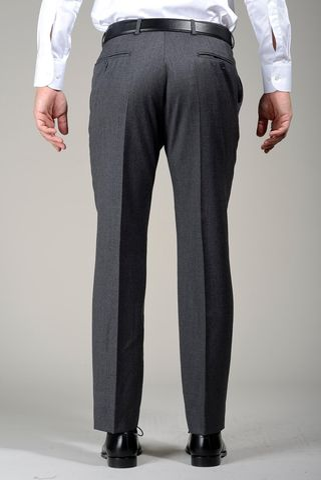 pantalone grigio medio sallia Angelico