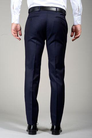 Pantalone blu sallia slim Angelico