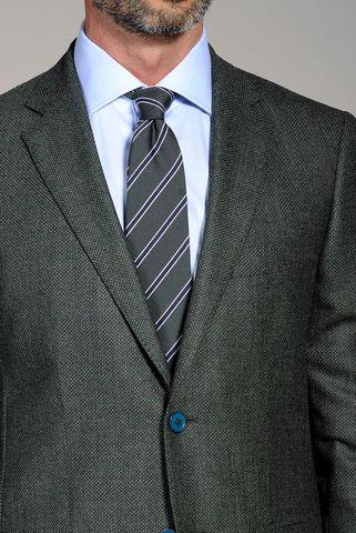 giacca verdone occhio pernice Angelico