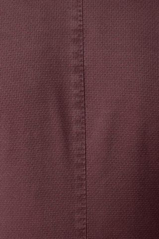 plum jacket dyed stretch cotton slim Angelico