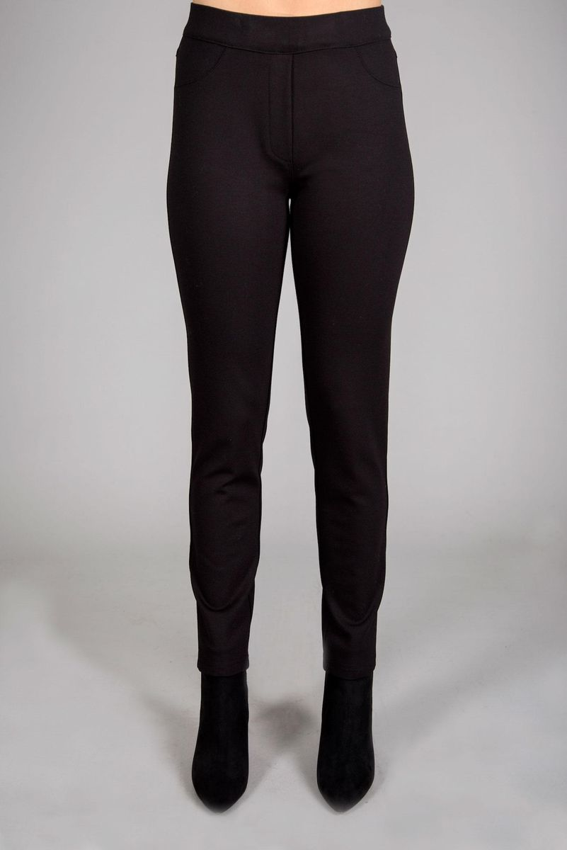 black leggins trousers Angelico