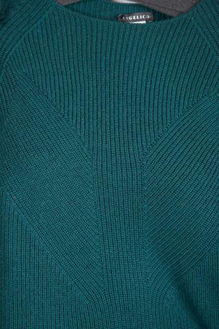 maglia verdone merino costa inglese Angelico