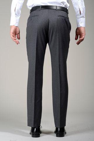 Pantalone grigio medio sallia comodo Angelico