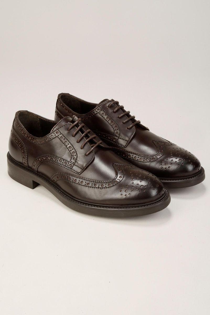 scarpa moro oxford vitello Angelico