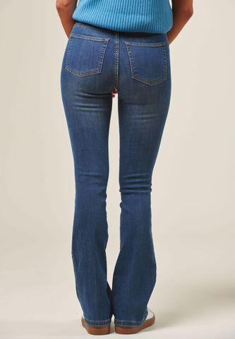 jeans boot elasticizzato Angelico