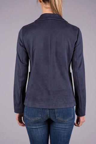 alcantara blue jacket Angelico