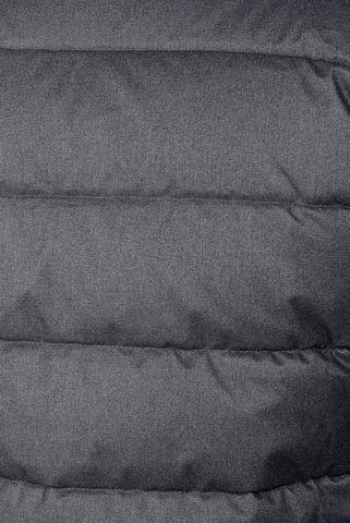 giaccone grigio ecopiuma effetto tessuto Angelico