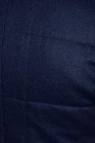 blue over jacket vitale barberis fabric Angelico