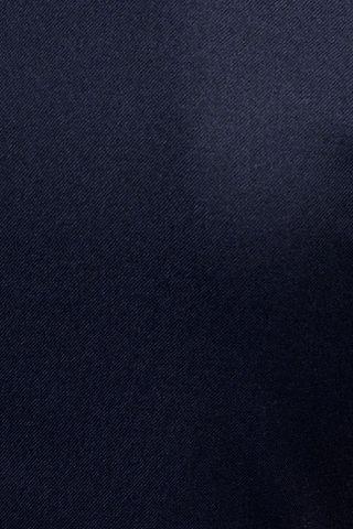 abito blu flanella unita slim Angelico
