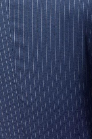 abito blu gessato flli cerruti slim Angelico