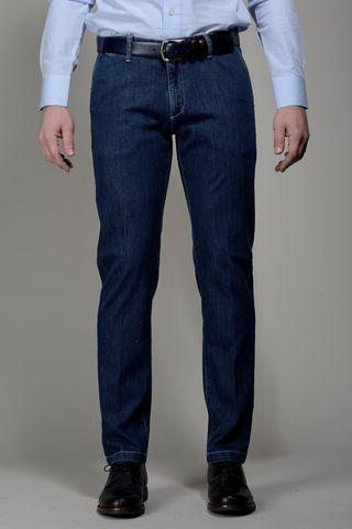 jeans tasche america impunture beige slim Angelico
