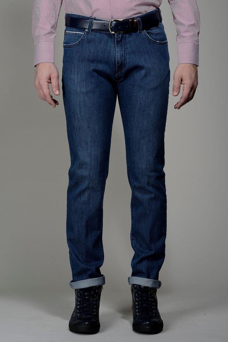 jeans blu 5 tasche slim Angelico