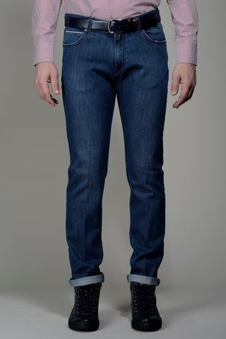 jeans 5 pockets slim Angelico