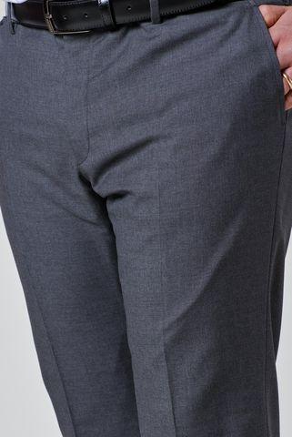 medium grey trousers 100s comfort Angelico