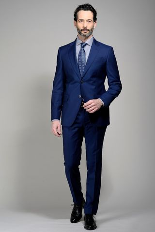 Blue suit 100s Angelico