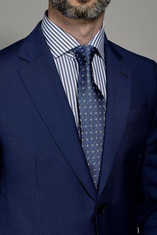 abito blu medio 100s Angelico