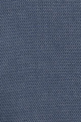 royal blue jacket structured cotton-ramie Angelico