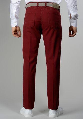 pantalone rosso 5tasche armatura tc Angelico