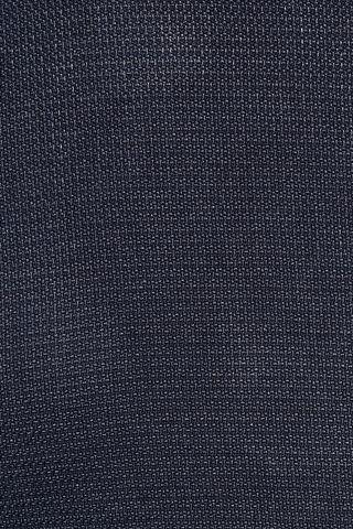 giacca blu cotone ramiè slim Angelico