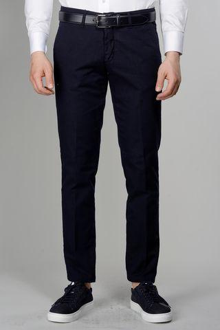 pantalone blu armatura tc slim Angelico