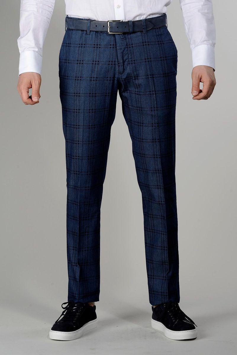 pantalone blu galles Angelico
