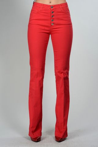 red boot jeans Angelico