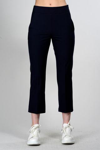 blue capri trousers Angelico