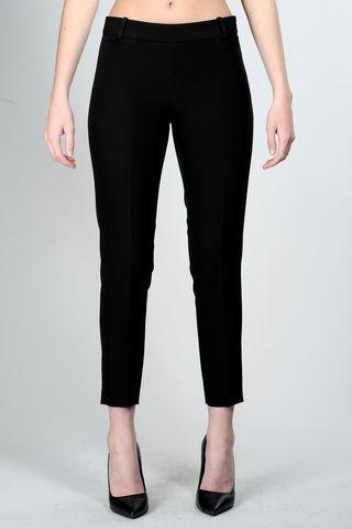 black cigarette trousers Angelico