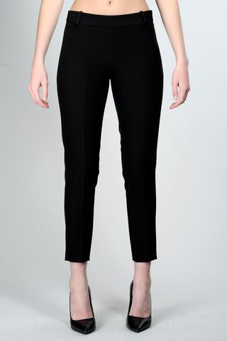 pantalone nero elegante donna Angelico