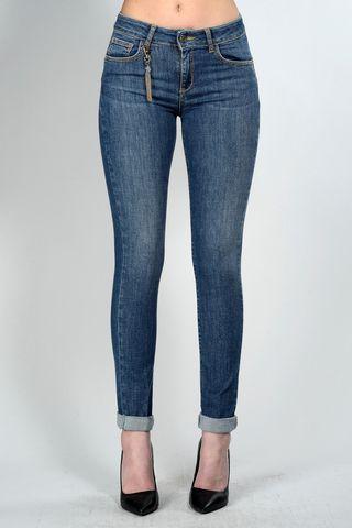 jeans blu chiaro push up Angelico